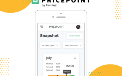 Introducing Pricepoint—A mobile app for revenue management