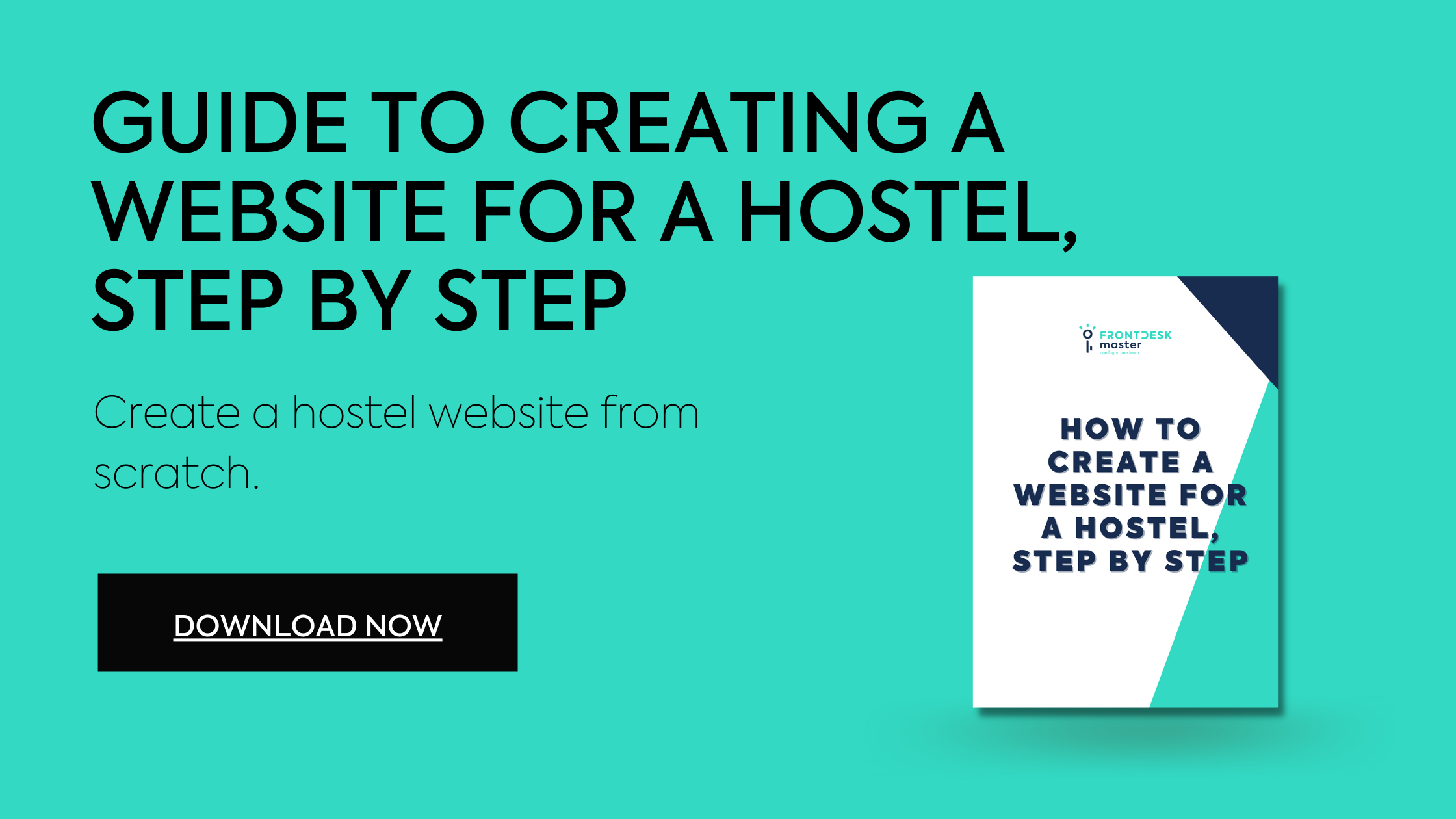 download a guide to creating hostel website